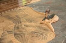 Yer Döşemesi Yapışkanı - Pvc Yer Döşemesi Yapışkanı 4 kg