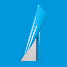 Unifol Plotter Serisi Parlak - Unifol Yapışkanlı Folyo Parlak 3744 Açık Mavi
