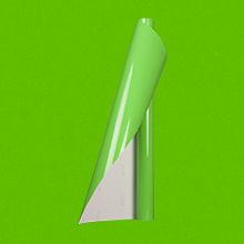 Unifol Plotter Serisi Parlak - Unifol Yapışkanlı Folyo Parlak 3752 Fıstık Yeşili