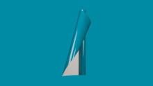Unifol Plotter Serisi Parlak - Unifol Yapışkanlı Folyo Parlak 3782 Turkuaz