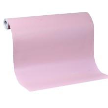 Mykağıtcım Düz Renk Folyolar - Yapışkanlı Folyo Açık Pembe 45 cm x 1 mt