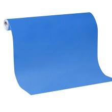 Mykağıtcım Düz Renk Folyolar - Yapışkanlı Folyo Mavi 45 cm x 1 mt