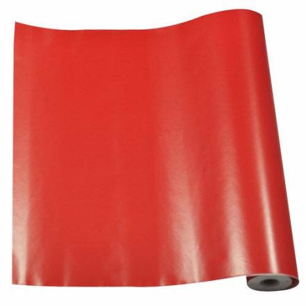 Yapışkanlı Folyo 2007 Kırmızı 45 cm x 1 mt