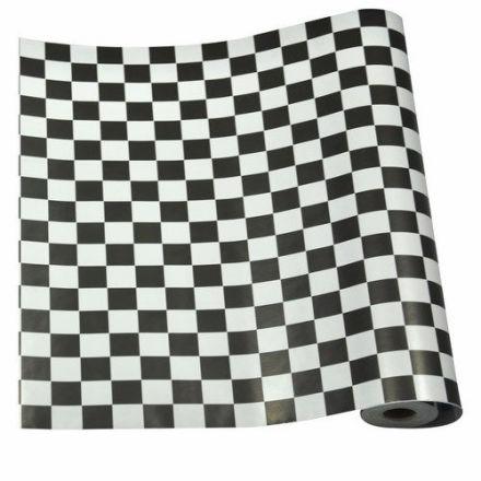 Yapışkanlı Folyo 5590 Siyah Beyaz 45 cm x 1 mt