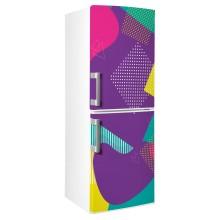 Buzdolabı Kaplama Folyo - Yapışkanlı Folyo Buzdolabı Kaplama Tasarım 0000