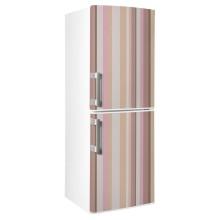 Buzdolabı Kaplama Folyo - Yapışkanlı Folyo Buzdolabı Kaplama Tasarım 0006