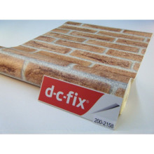D-C-Fix Designfolie - Yapışkanlı Folyo D-C-Fix 200-2158 Ahaus Rot