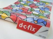 D-C-Fix Cam Vitray Yapışkanlı - Yapışkanlı Folyo D-C-Fix 200-2497 Lisboa Rot