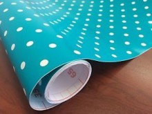 D-C-Fix Designfolie - Yapışkanlı Folyo D-C-Fix 200-3213 Petersen Blau