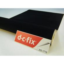 D-C-Fix Kadife Folyo - Yapışkanlı Folyo D-C-Fix 205-1719 Kadife Siyah