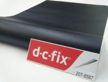D-C-Fix Designfolie - Yapışkanlı Folyo D-C-Fix 207-8587 Kabartmalı Siyah