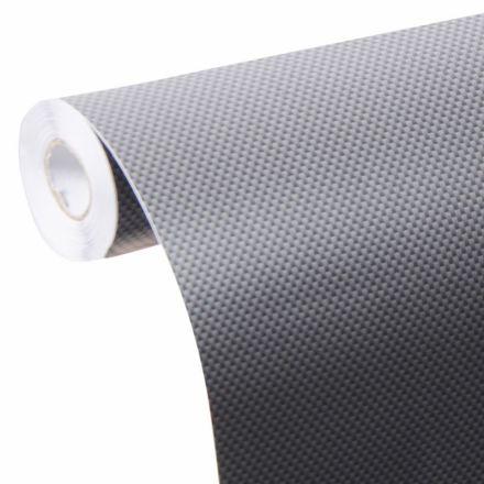 Yapışkanlı Folyo GZM-110 Karbon Görünümlü 45 cm x 1 mt
