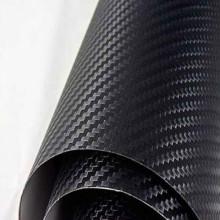 Uzakdoğu - Yapışkanlı Folyo Karbon 152cm x 1mt