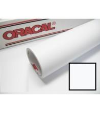 Oracal - Yapışkanlı Folyo Oracal 010 Beyaz Mat