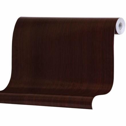 Yapışkanlı Folyo 5082-2 koyu kahve 45 cm x 1 mt