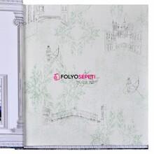 Zümrüt Joven - Yerli Duvar Kağıdı Joven 7110